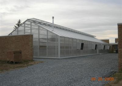 Dauphin County Tech School - Bench/Irrigation (Nexus)
