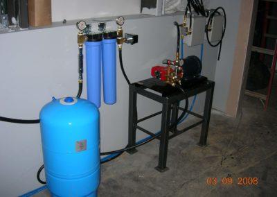 Indiana University - Irrigation System (Van Wingerden)