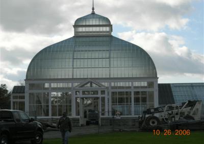 Buffalo/Erie County Botanical Gardens (Rough Brothers)