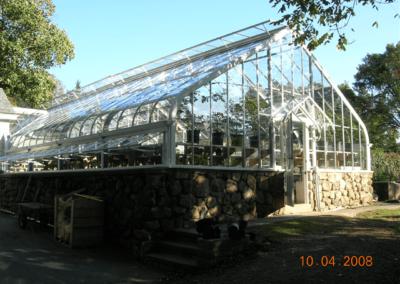 Copper Beech Farm Renovation(Griffin Greenhouse & Nursery Supply)