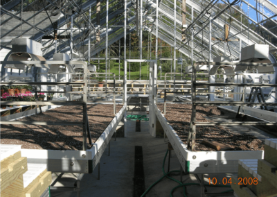 Copper Beech Farm Completed Renovation (Griffin Greenhouse & Nursery Supply)